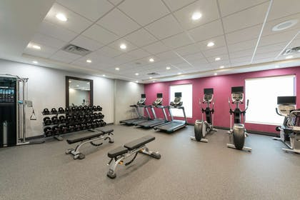 Health club | Home2 Suites by Hilton Indianapolis Airport