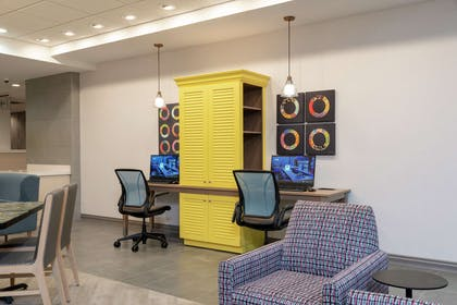 Business Center | Home2 Suites by Hilton Indianapolis Airport