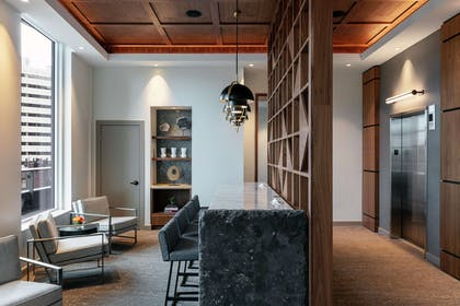 Lobby | The Sound Hotel Seattle Belltown, Tapestry Collection by Hilton