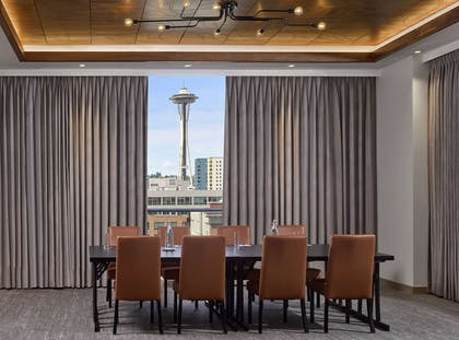 Meeting Room | The Sound Hotel Seattle Belltown, Tapestry Collection by Hilton
