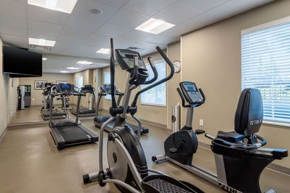 Exercise room | MainStay Suites Newnan Atlanta South