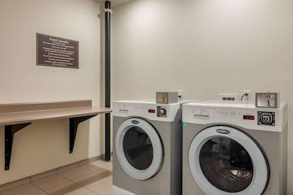 Guest laundry facilities | MainStay Suites Newnan Atlanta South