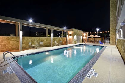 Pool | Home2 Suites by Hilton Houston Westchase