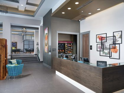 Reception | Hampton Inn & Suites Atlanta Decatur/Emory