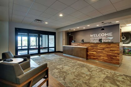 Reception | Hampton Inn & Suites Southport