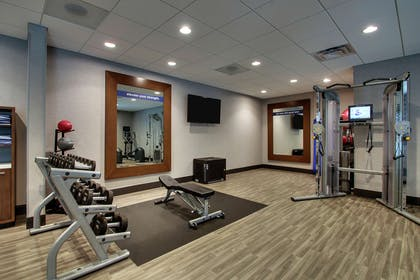 Health club | Hampton Inn & Suites Southport