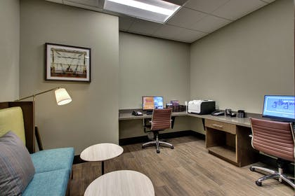 Business Center | Hampton Inn & Suites Southport