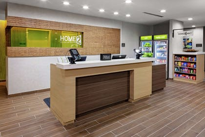 Reception | Home2 Suites by Hilton Rosenberg/Sugar Land Area