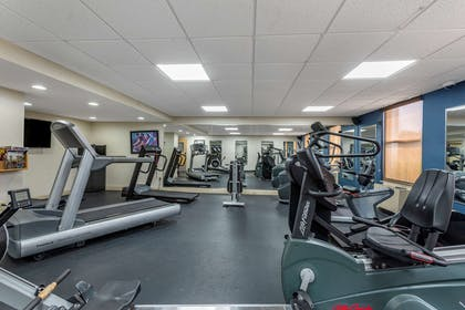Fitness center | Comfort Inn & Suites Glen Mills - Philadelphia