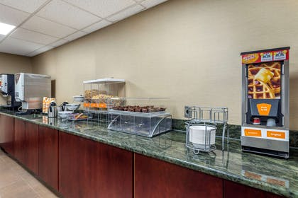 Assorted breakfast items | Comfort Inn & Suites Glen Mills - Philadelphia