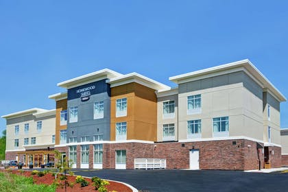 Exterior   Homewood Suites by Hilton Hadley Amherst