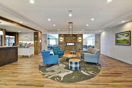 Reception   Homewood Suites by Hilton Hadley Amherst