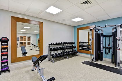 Health club fitness center gym   Homewood Suites by Hilton Hadley Amherst