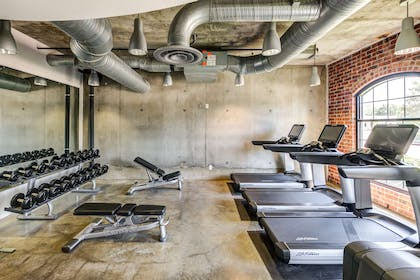 Health club | NYLO Las Colinas Hotel, Tapestry Collection by Hilton