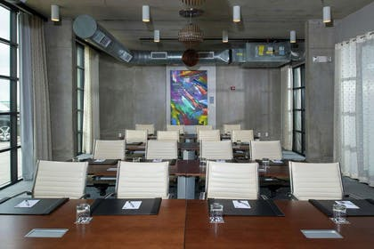 Meeting Room | NYLO Dallas Plano Hotel, Tapestry Collection by Hilton