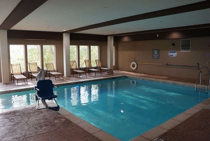 Pool - indoor | La Quinta Inn & Suites by Wyndham Northlake Fort Worth