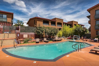 Pool | Sedona Rouge Hotel & Spa, Trademark Collection by Wyndham