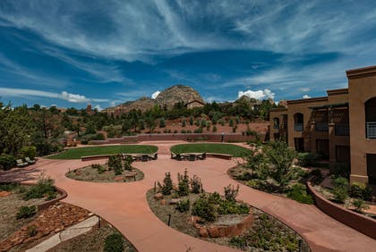 Exterior | Sedona Rouge Hotel & Spa, Trademark Collection by Wyndham