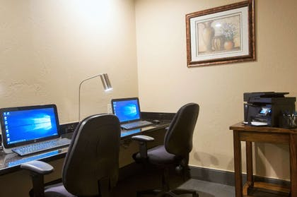 Business Center | Heritage Inn
