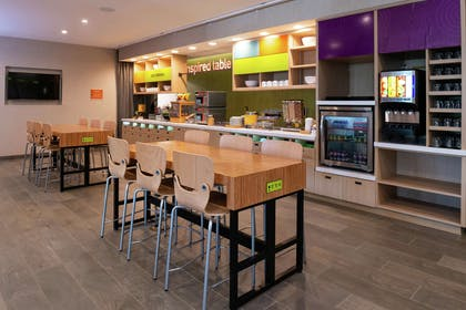 Breakfast Area | Home2 Suites by Hilton New Albany Columbus