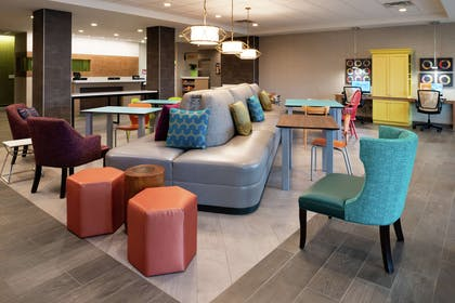 Reception | Home2 Suites by Hilton New Albany Columbus