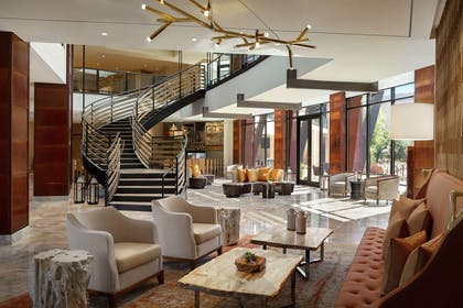 Lobby | Hoodoo Moab, Curio Collection by Hilton