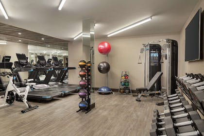 Health club | Hoodoo Moab, Curio Collection by Hilton