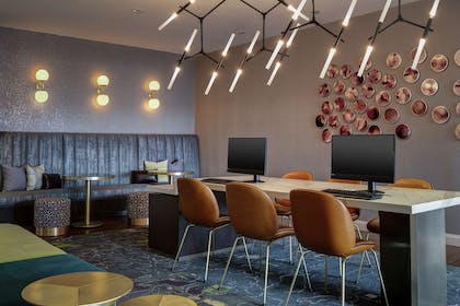 Business Center | DoubleTree by Hilton Fairfield Hotel & Suites