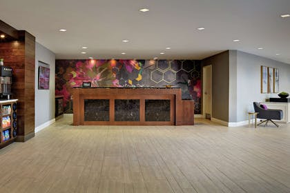 Reception | DoubleTree by Hilton Fairfield Hotel & Suites