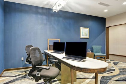 Business Center | Homewood Suites by Hilton Poughkeepsie