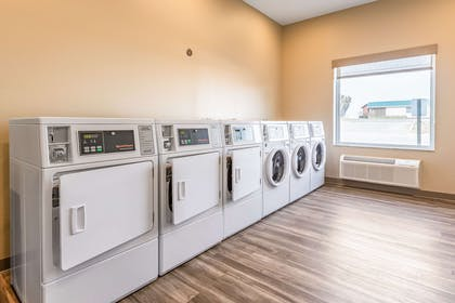 Guest laundry facilities | Sleep Inn and Suites Mt Hope