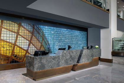 Reception | Embassy Suites by Hilton Knoxville Downtown