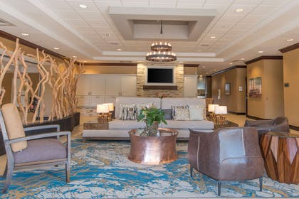 Hotel lobby | Hotel Vue, an Ascend Hotel Collection Member
