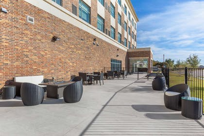 Relax on the sundeck | Cambria Hotel Richardson-Dallas