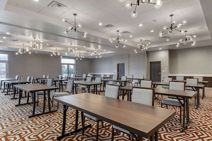 Large space perfect for corporate functions or training | Cambria Hotel Richardson-Dallas
