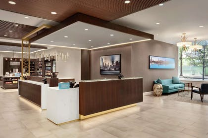 Reception | Homewood Suites by Hilton Chicago Downtown South Loop