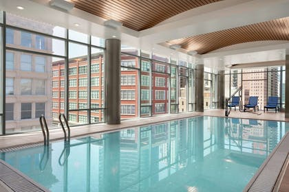 Pool | Homewood Suites by Hilton Chicago Downtown South Loop