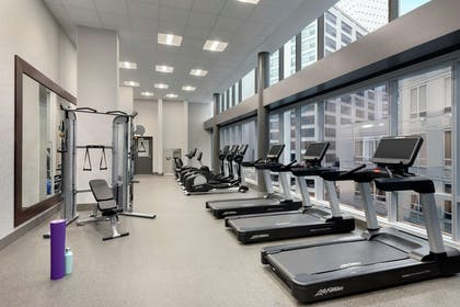 Health club | Homewood Suites by Hilton Chicago Downtown South Loop