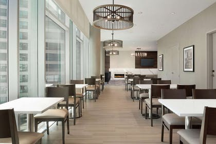 Breakfast Area | Homewood Suites by Hilton Chicago Downtown South Loop