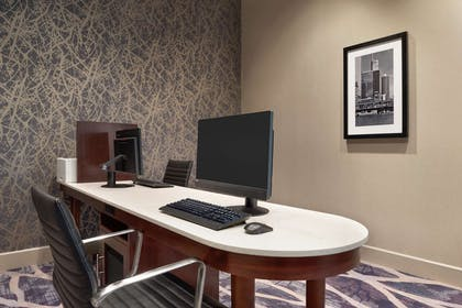 Business Center | Homewood Suites by Hilton Chicago Downtown South Loop
