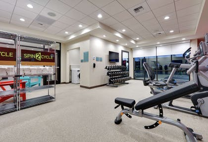 Health club | Home2 Suites by Hilton Yakima Airport