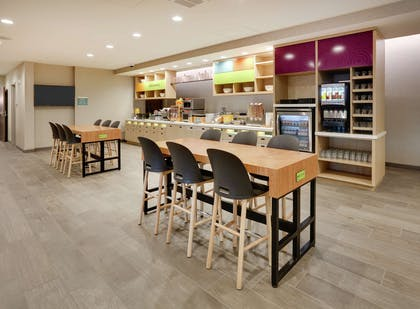 Breakfast Area | Home2 Suites by Hilton Yakima Airport