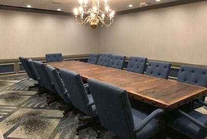 Meeting Room | Fort Magruder Hotel Trademark Collection by Wyndham