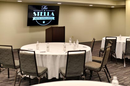 Meeting Rooms | The Stella Hotel & Ballroom