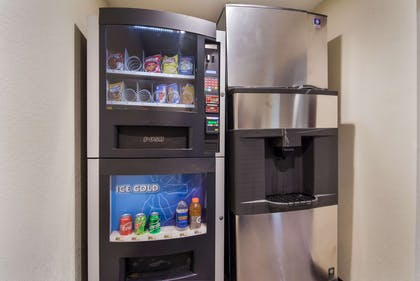 Hotel vending area | Comfort INN AND Suites