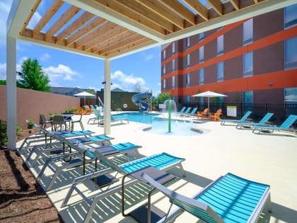 Pool | Home2 Suites by Hilton Chattanooga Hamilton Place