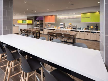 Breakfast Area | Home2 Suites by Hilton Chattanooga Hamilton Place