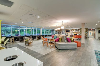 Lobby | Home2 Suites by Hilton Foley
