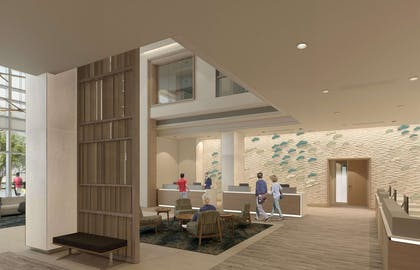 Lobby | Ocean Enclave by Hilton Grand Vacations