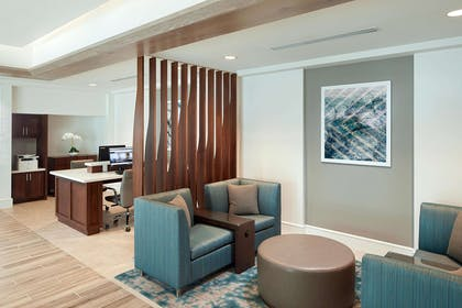 Business Center | Ocean Enclave by Hilton Grand Vacations